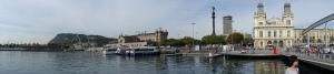 The Marina was beautiful.